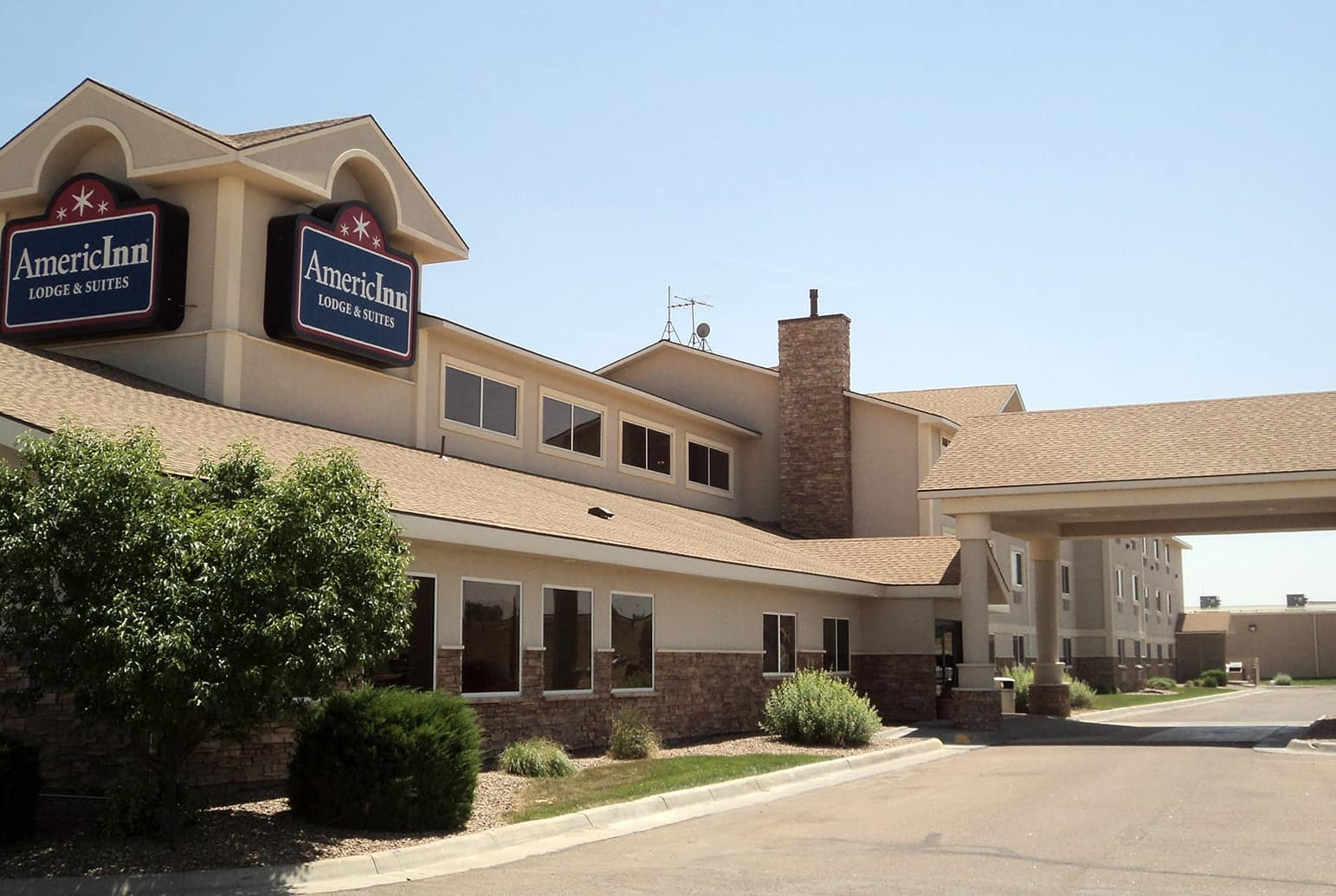 Exterior Of AmericInn By Wyndham Garden City Hotel In Garden City, Kansas Good Ideas