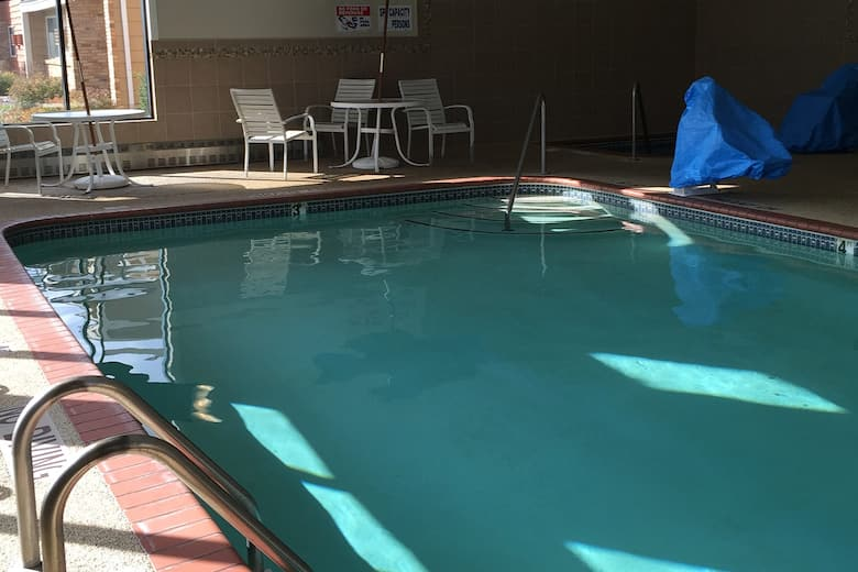 Pool At The Americinn By Wyndham Forest Lake In Minnesota