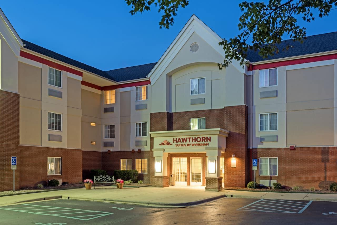 Hawthorn Suites by Wyndham Raleigh in Raleigh, North Carolina