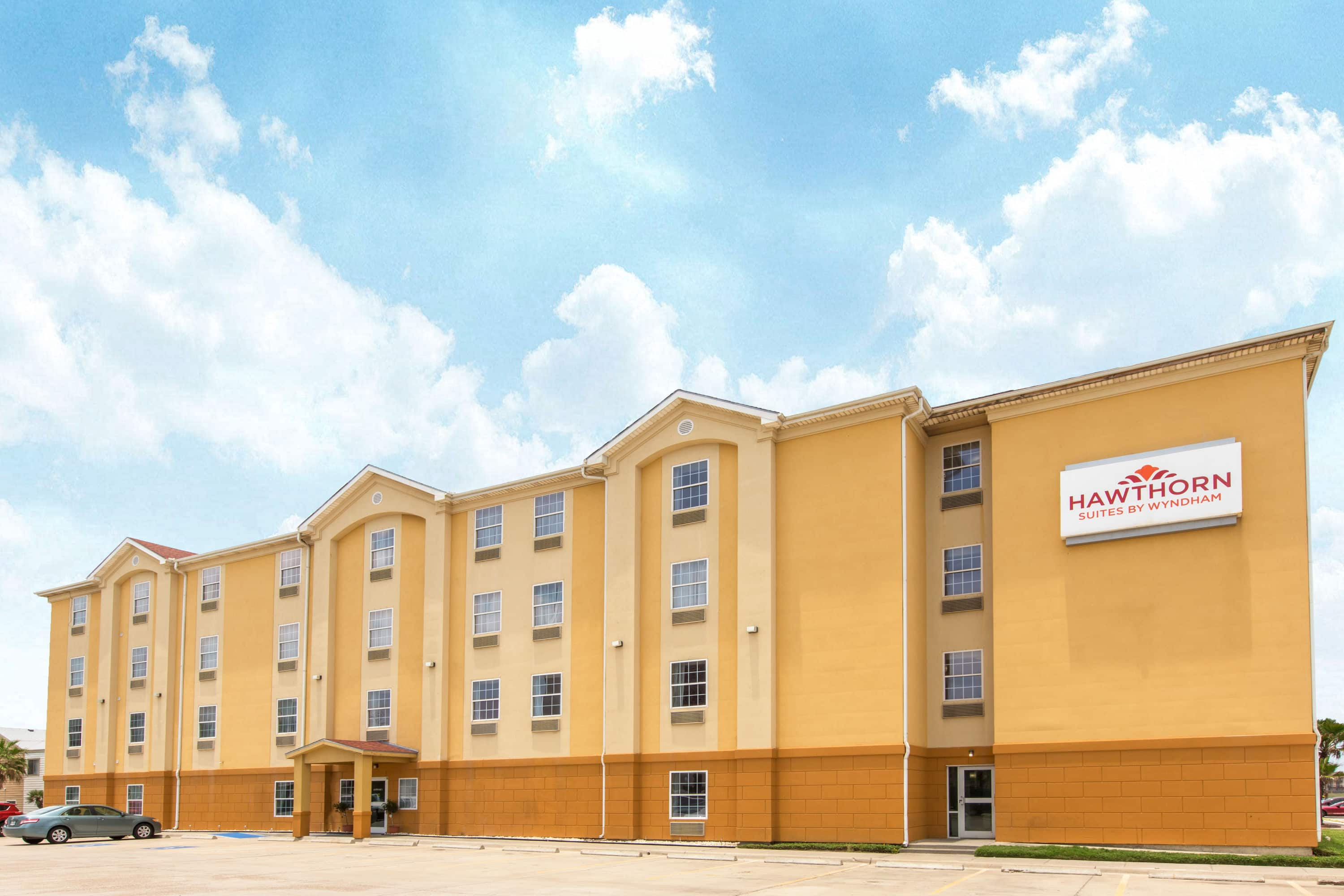 Hawthorn Suites By Wyndham Corpus Christi Padre Is Hotels Tx 78418