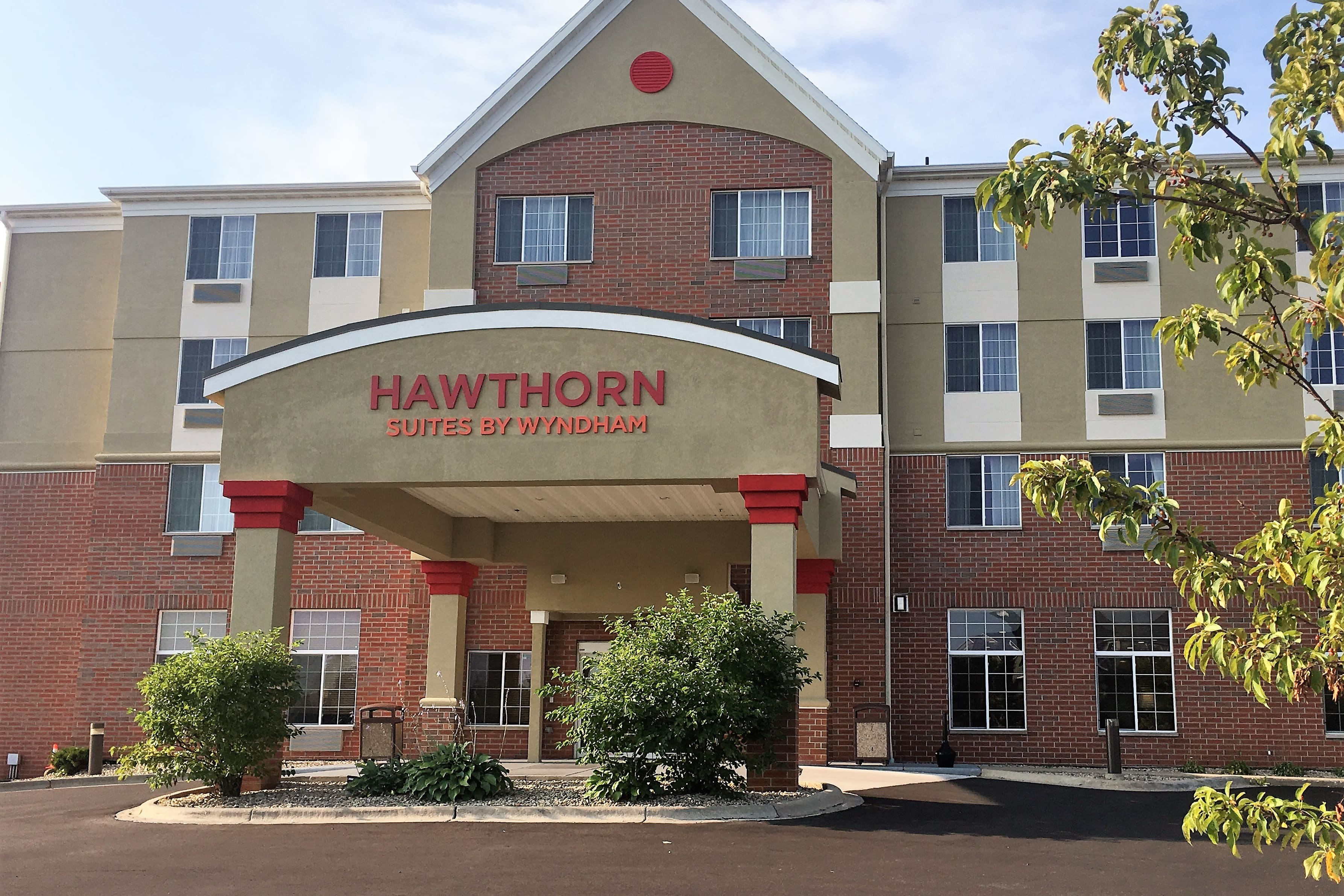 hawthorn suites by wyndham madison fitchburg fitchburg hotels