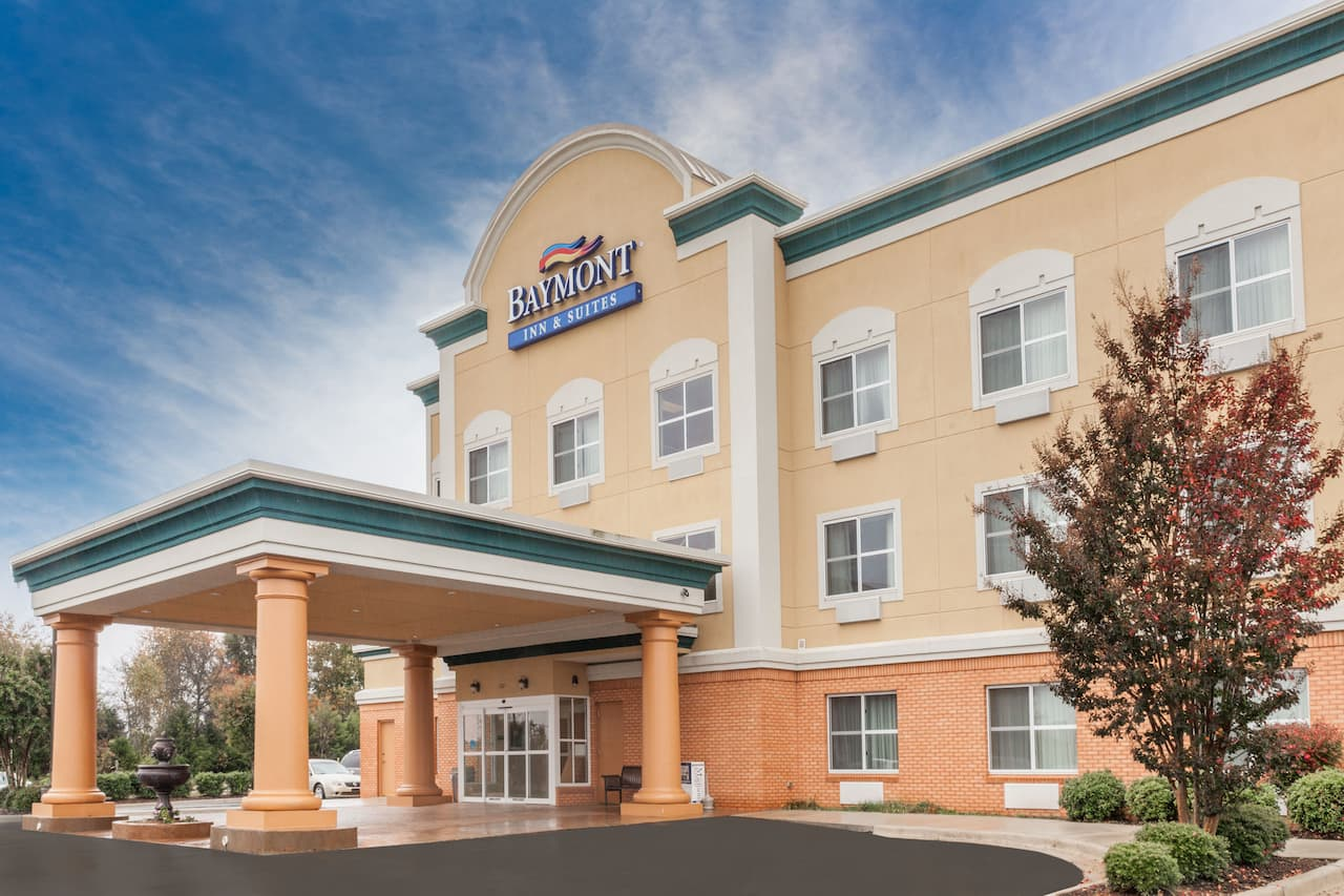 Baymont Inn & Suites Huntsville Airport/Madison in Huntsville, Alabama