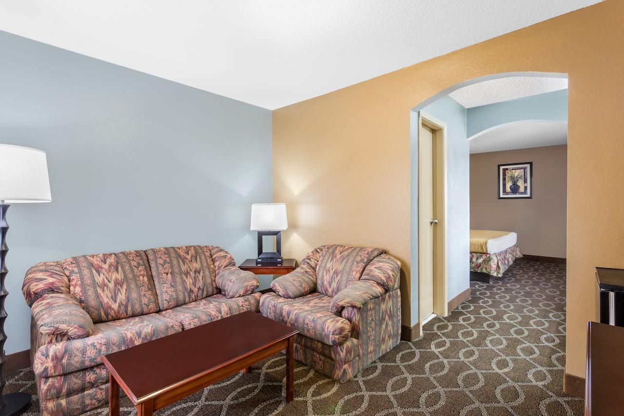 at the Baymont Inn & Suites Mobile/Tillmans Corner in Mobile, Alabama