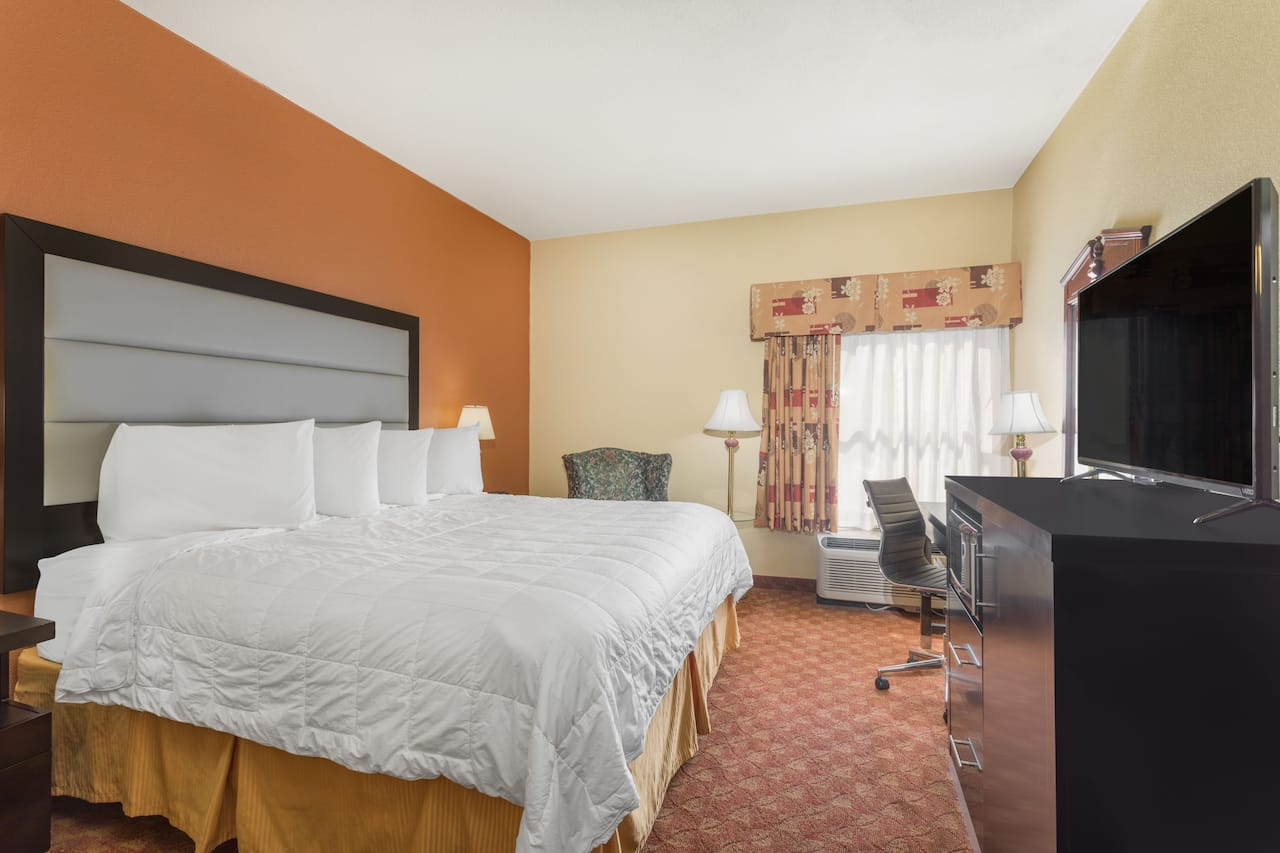 at the Baymont Inn and Suites Fayetteville in Fayetteville, Arkansas
