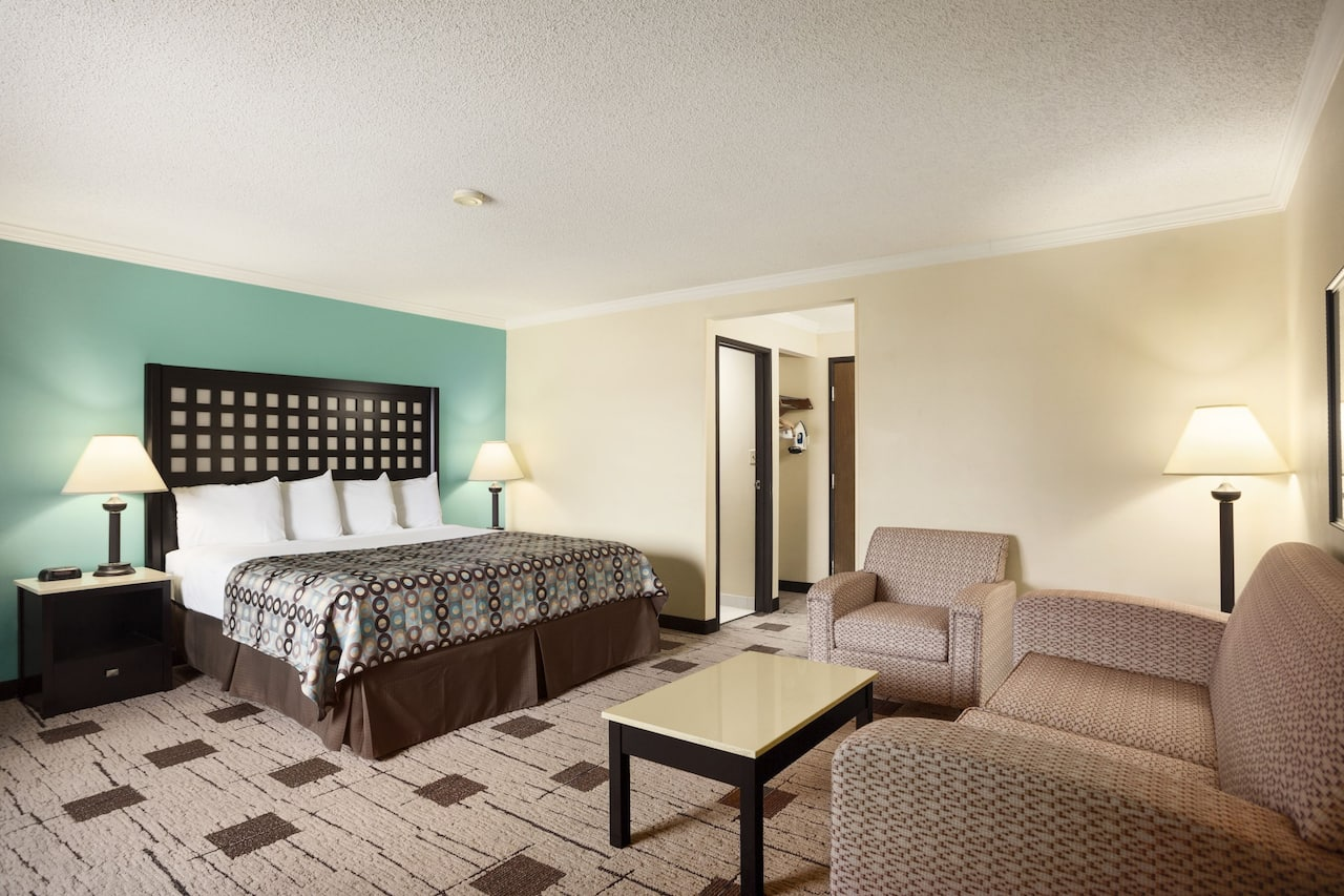 at the Baymont Inn & Suites Fort Smith in Fort Smith, Arkansas