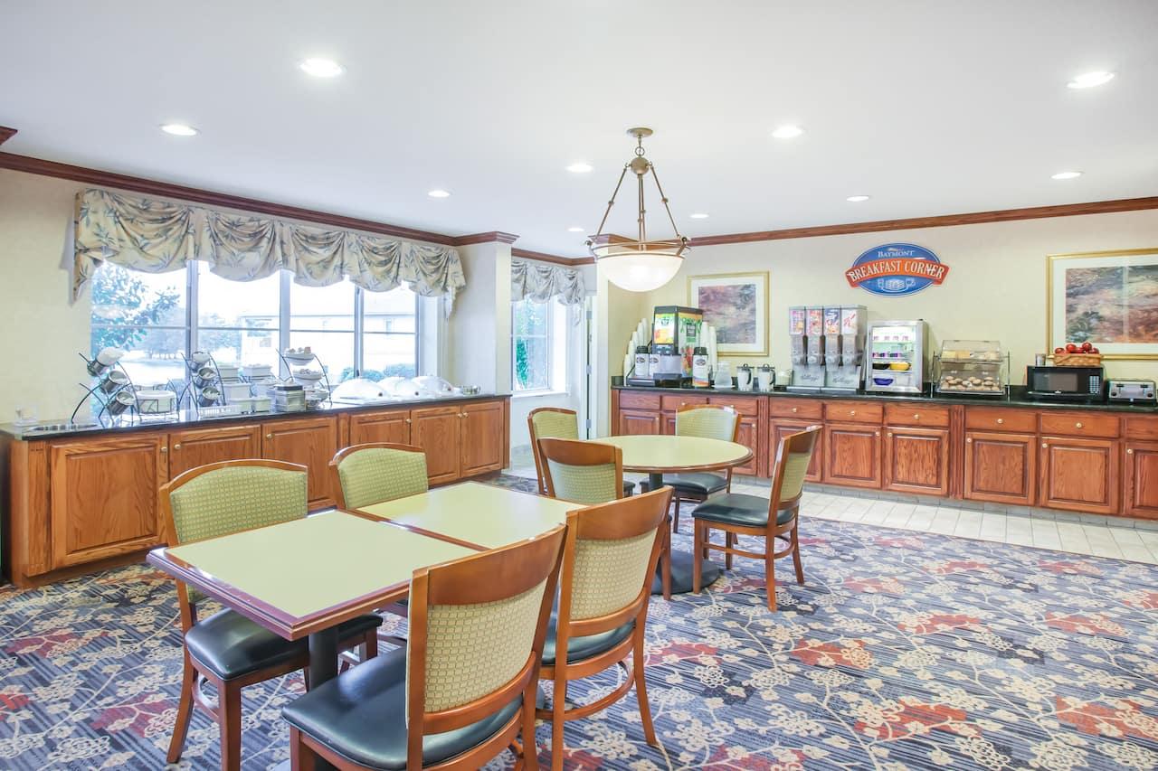 at the Baymont Inn & Suites Hot Springs in Hot Springs, Arkansas