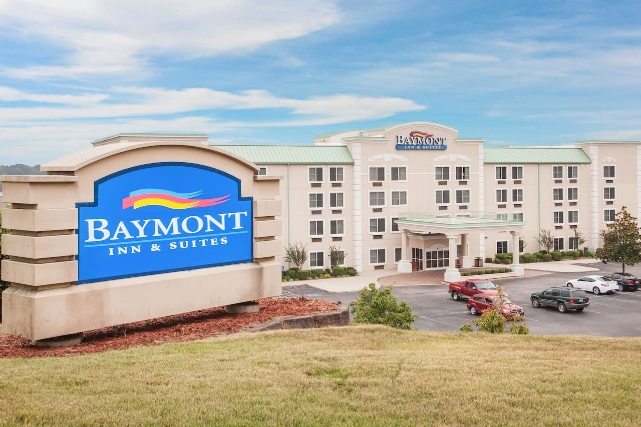 Baymont Inn & Suites Hot Springs in Hot Springs, Arkansas