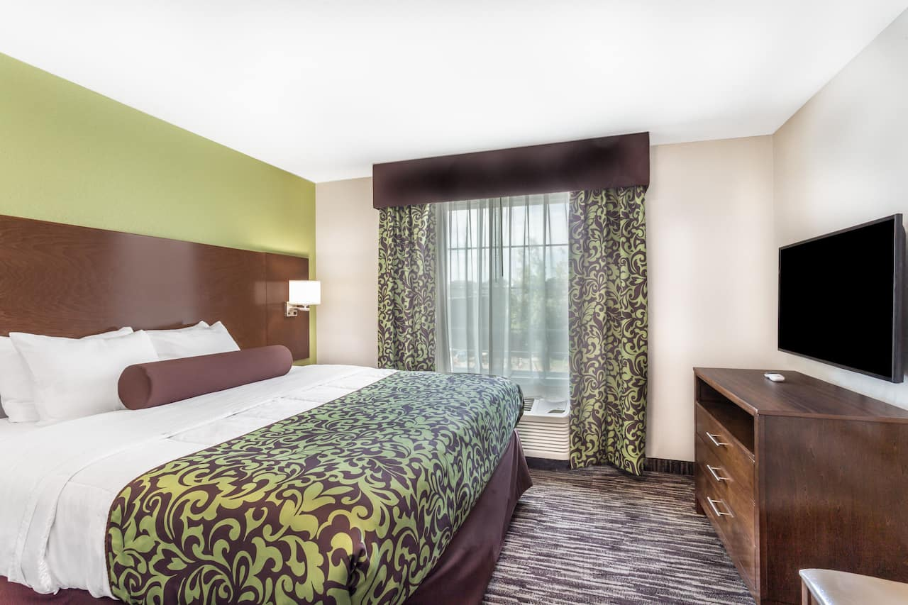 at the Baymont Inn & Suites North Little Rock in North Little Rock, Arkansas