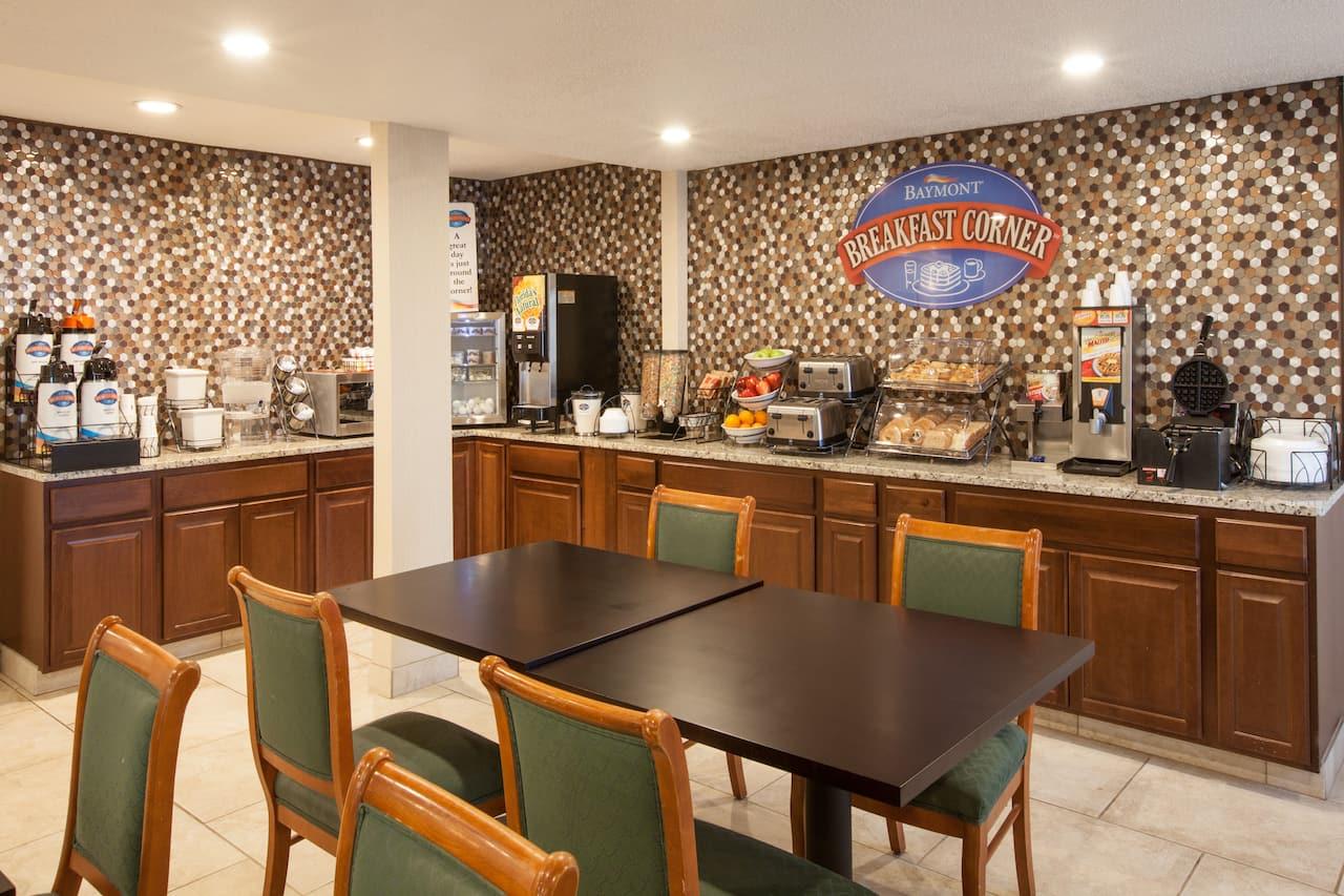 at the Baymont Inn & Suites Texarkana in Texarkana, Arkansas