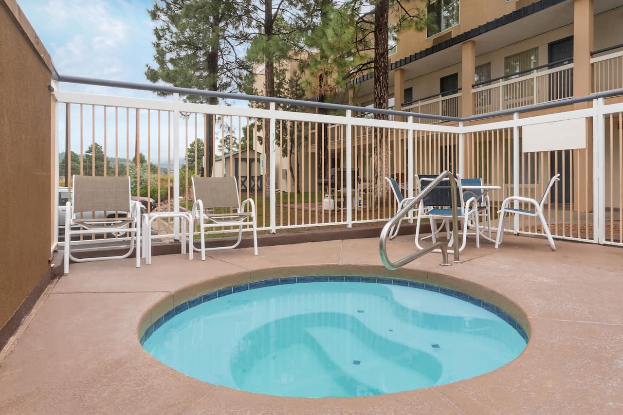 at the Baymont Inn & Suites Flagstaff in Flagstaff, Arizona