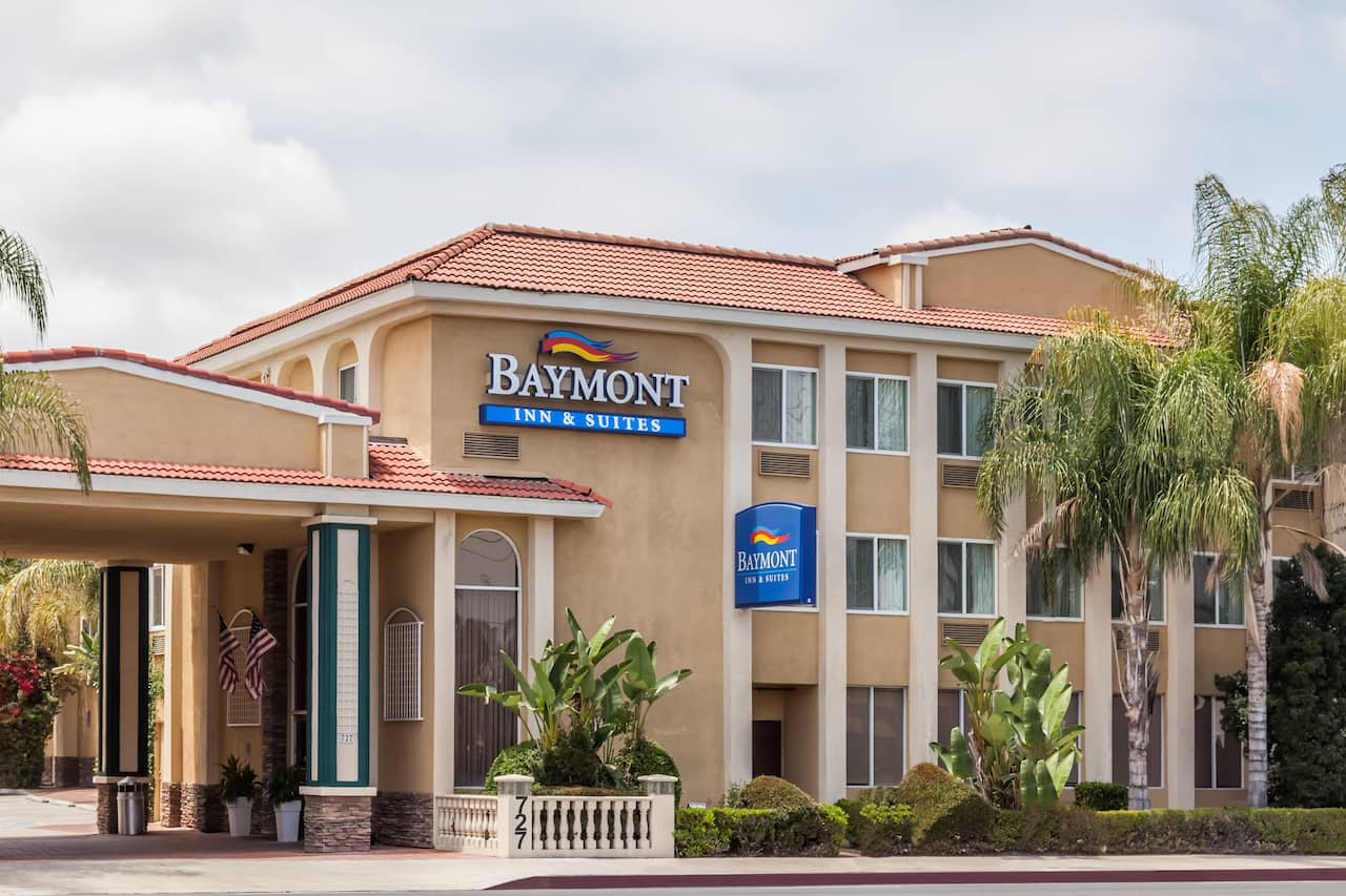 Baymont Inn & Suites Anaheim in Sunset Beach, California