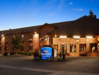 Baymont Inn & Suites Anderson in Redding, California