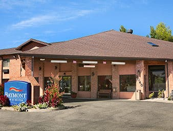 at the Baymont Inn & Suites Anderson in Anderson, California