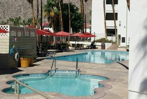 at the Baymont Inn & Suites Palm Springs in Palm Springs, California