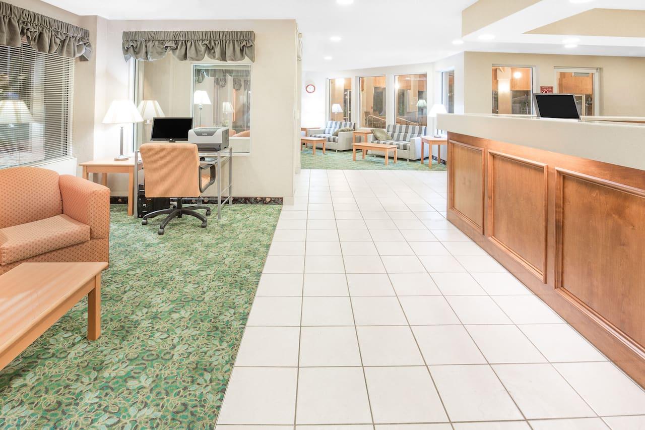 at the Baymont Inn & Suites Redding in Redding, California