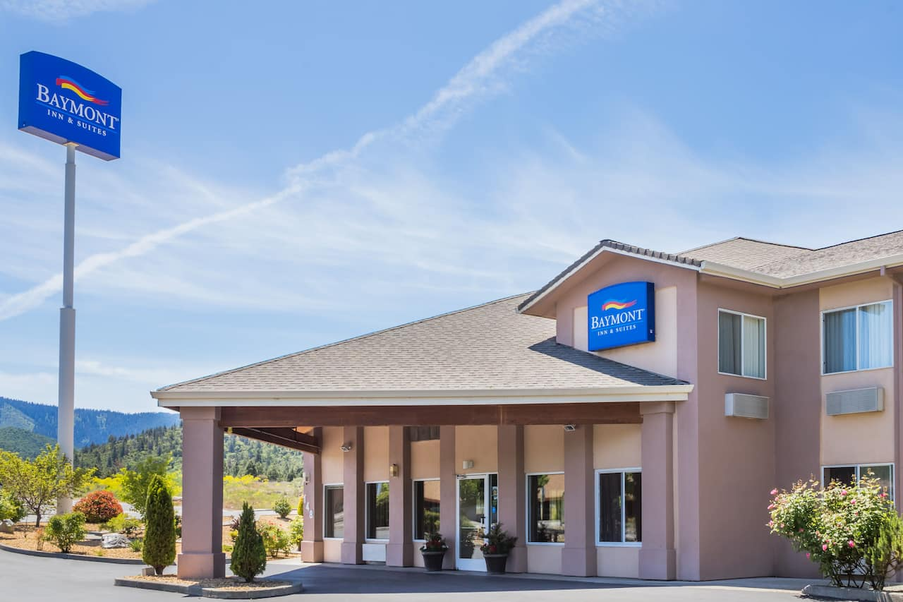 at the Baymont Inn & Suites Yreka in Yreka, California