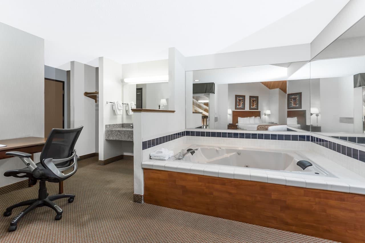 at the Baymont Inn & Suites Yreka in Yreka, California
