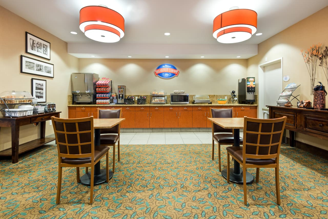 at the Baymont Inn & Suites Denver International Airport in Denver, Colorado