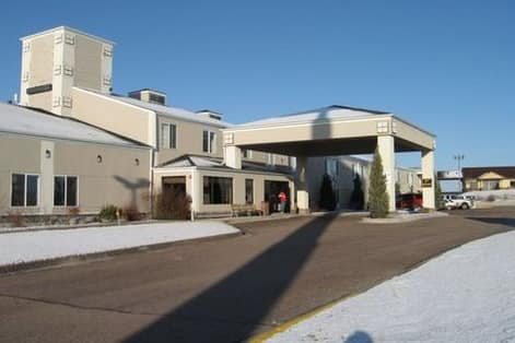 Exterior Of Baymont Inn Suites Limon Hotel In Colorado