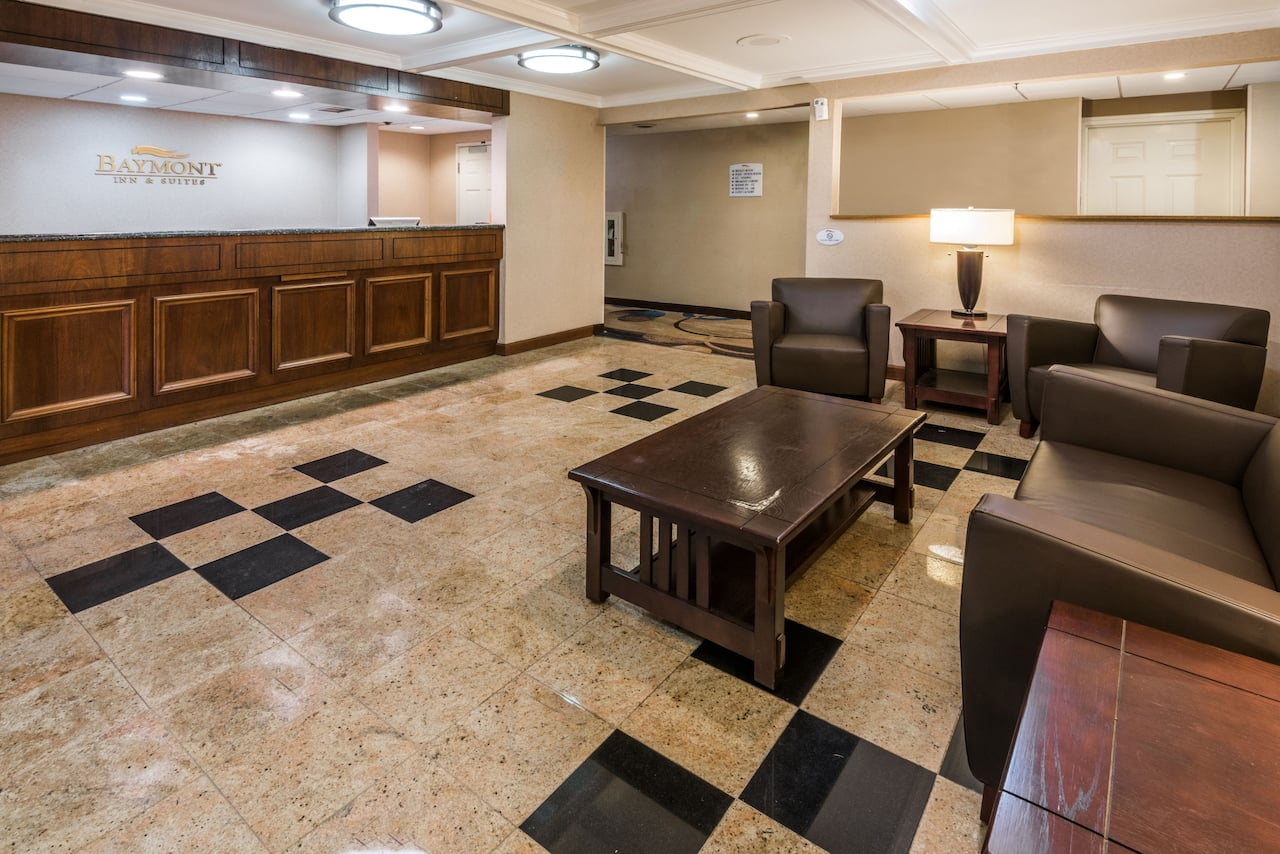 at the Baymont Inn & Suites Branford/New Haven in Branford, Connecticut