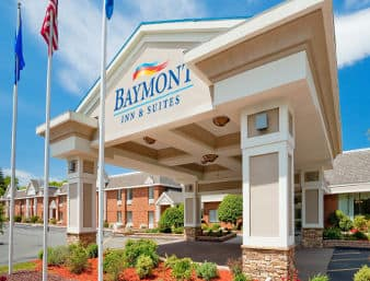 Baymont Inn & Suites East Windsor Bradley Airport in East Hartford, Connecticut