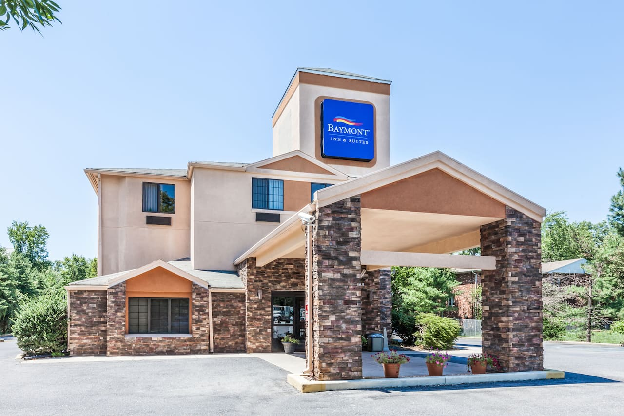 Baymont Inn & Suites Newark at University of Delaware in Perryville, Maryland