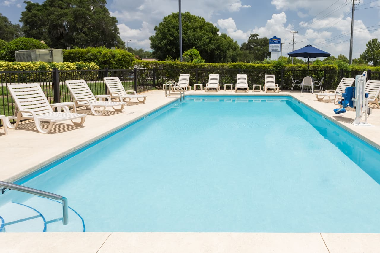 at the Baymont Inn & Suites Lakeland in Lakeland, Florida