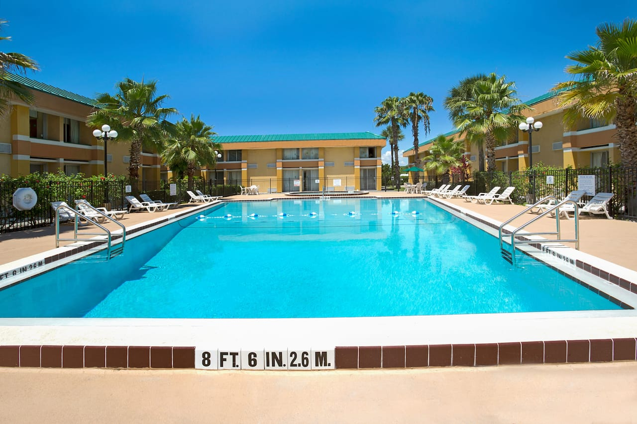 at the Baymont Inn & Suites Florida Mall in Orlando, Florida