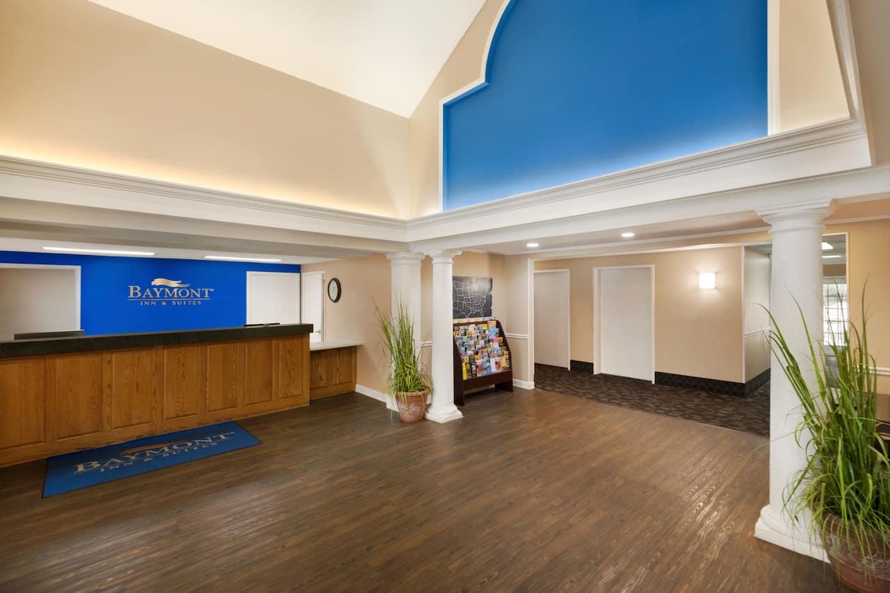 at the Baymont Inn & Suites Ormond Beach in Ormond Beach, Florida