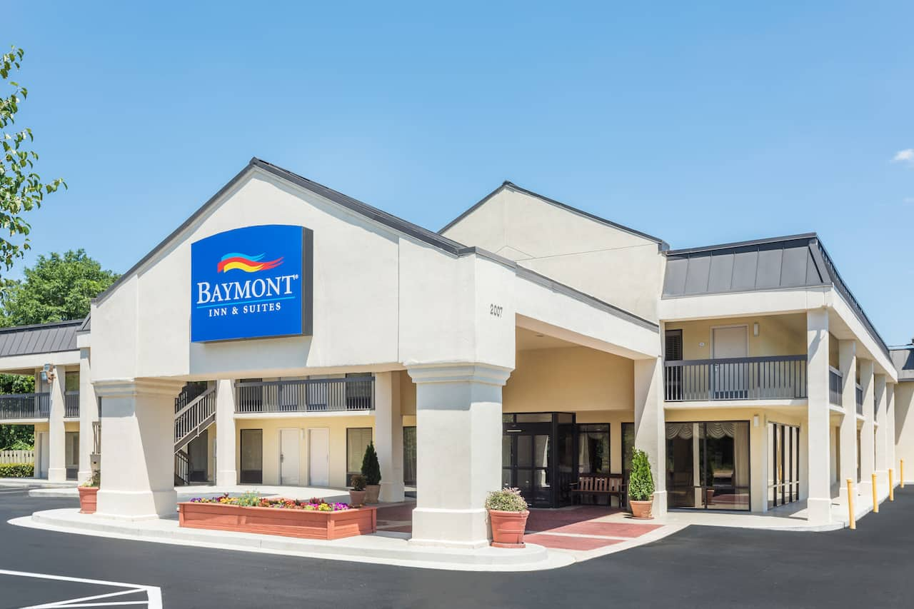 Baymont Inn & Suites Griffin in Griffin, Georgia