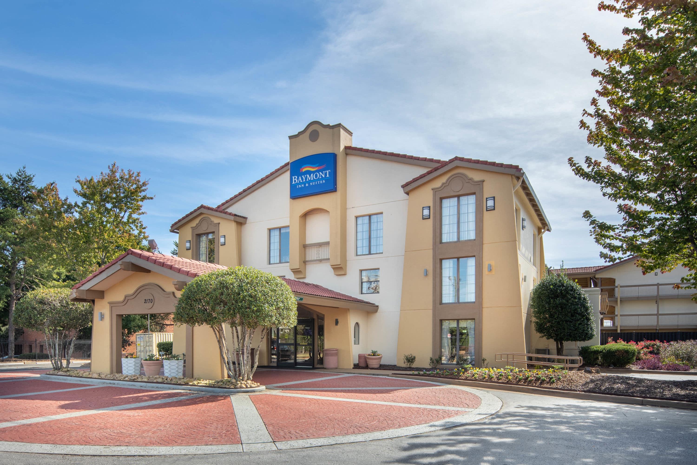 Baymont By Wyndham Marietta Atlanta North Marietta Ga Hotels