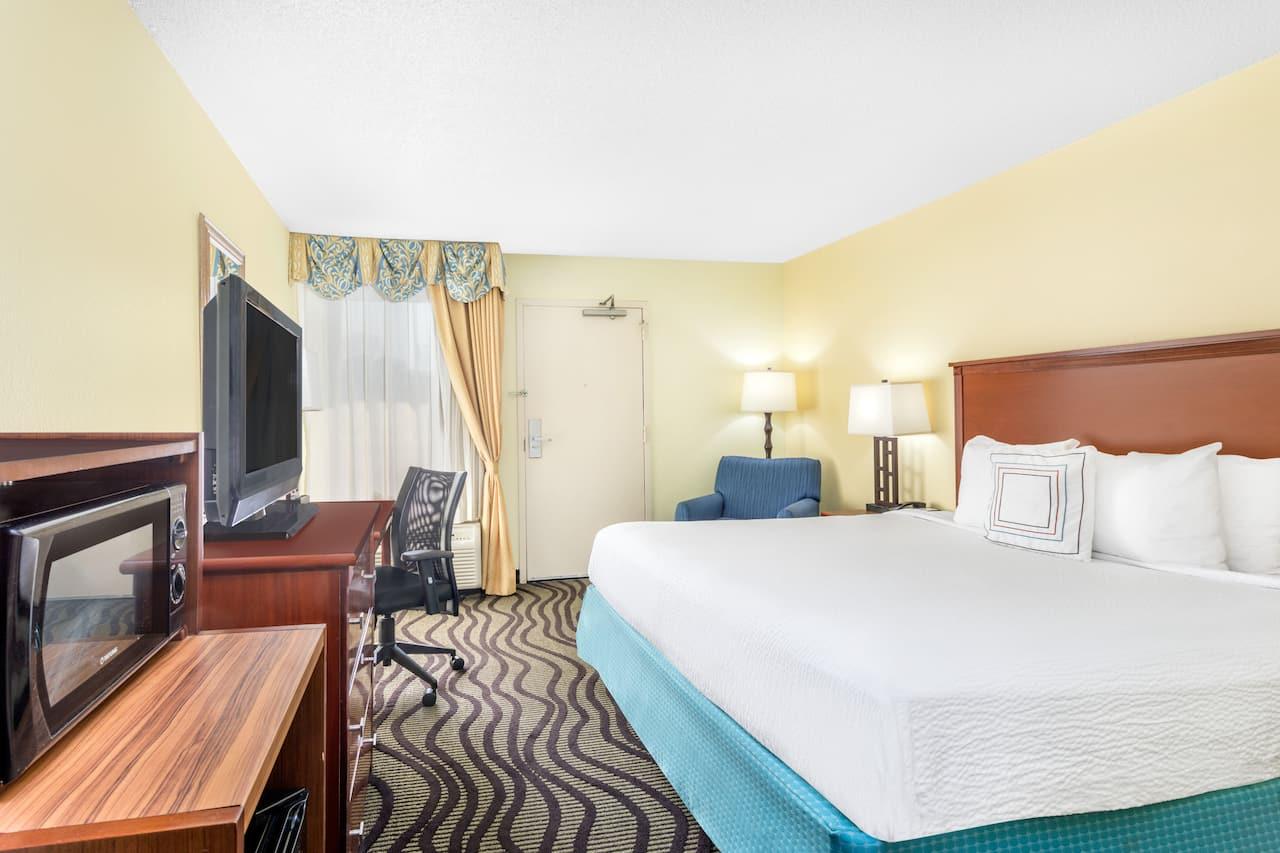 at the Baymont Inn & Suites Savannah Midtown in Savannah, Georgia