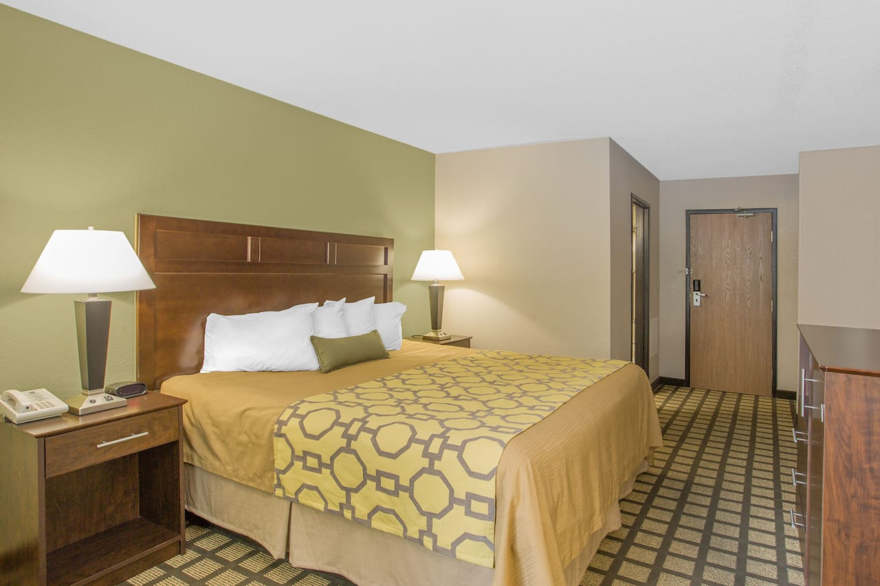 at the Baymont Inn & Suites Ames in Ames, Iowa