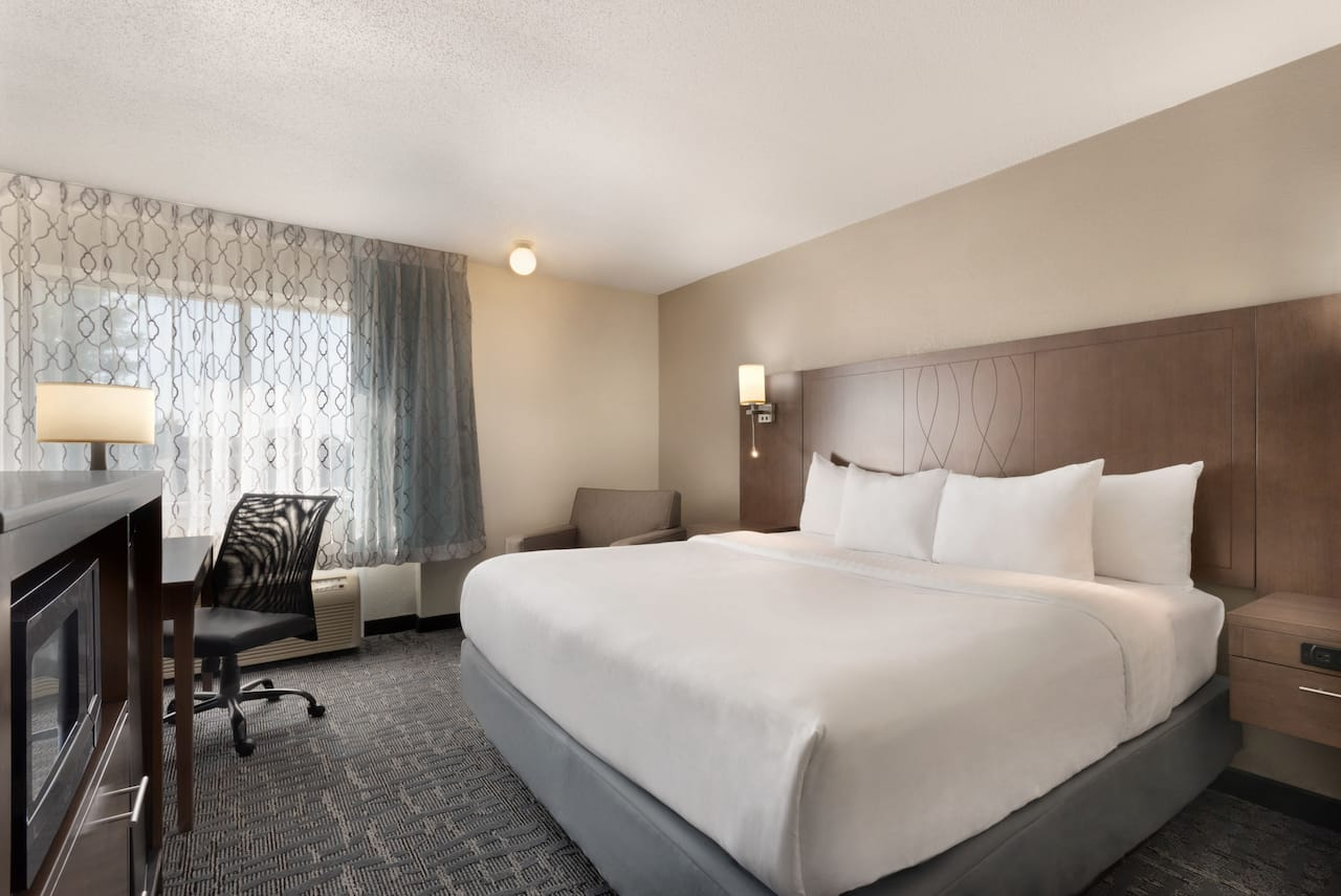 at the Baymont Inn & Suites Des Moines North in Des Moines, Iowa