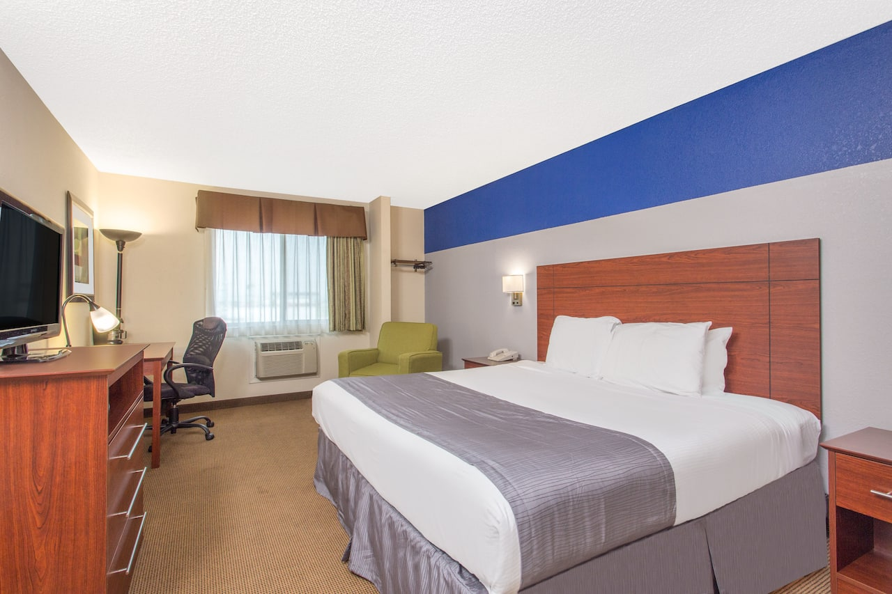 at the Baymont Inn & Suites Dubuque in Dubuque, Iowa