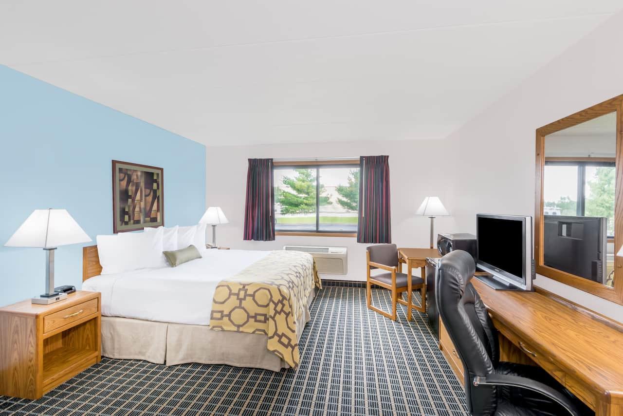 at the Baymont Inn & Suites Marshalltown in Marshalltown, Iowa