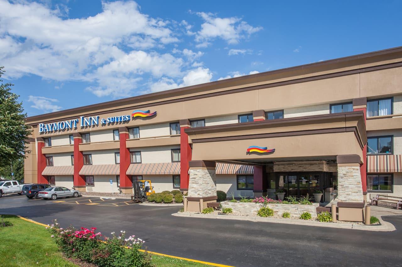 at the Baymont Inn & Suites Chicago/Alsip in Alsip, Illinois