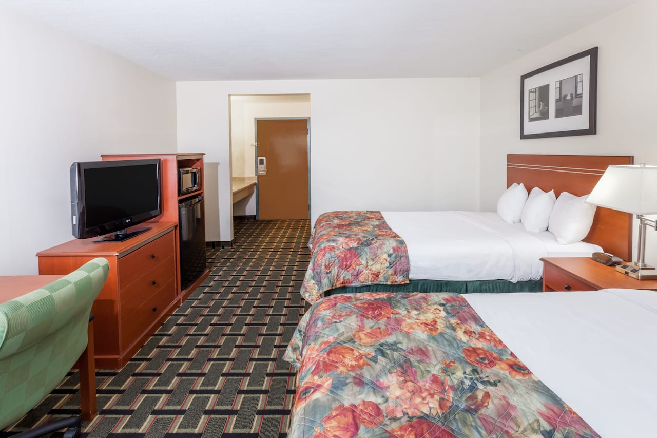 at the Baymont Inn & Suites Decatur in Decatur, Illinois
