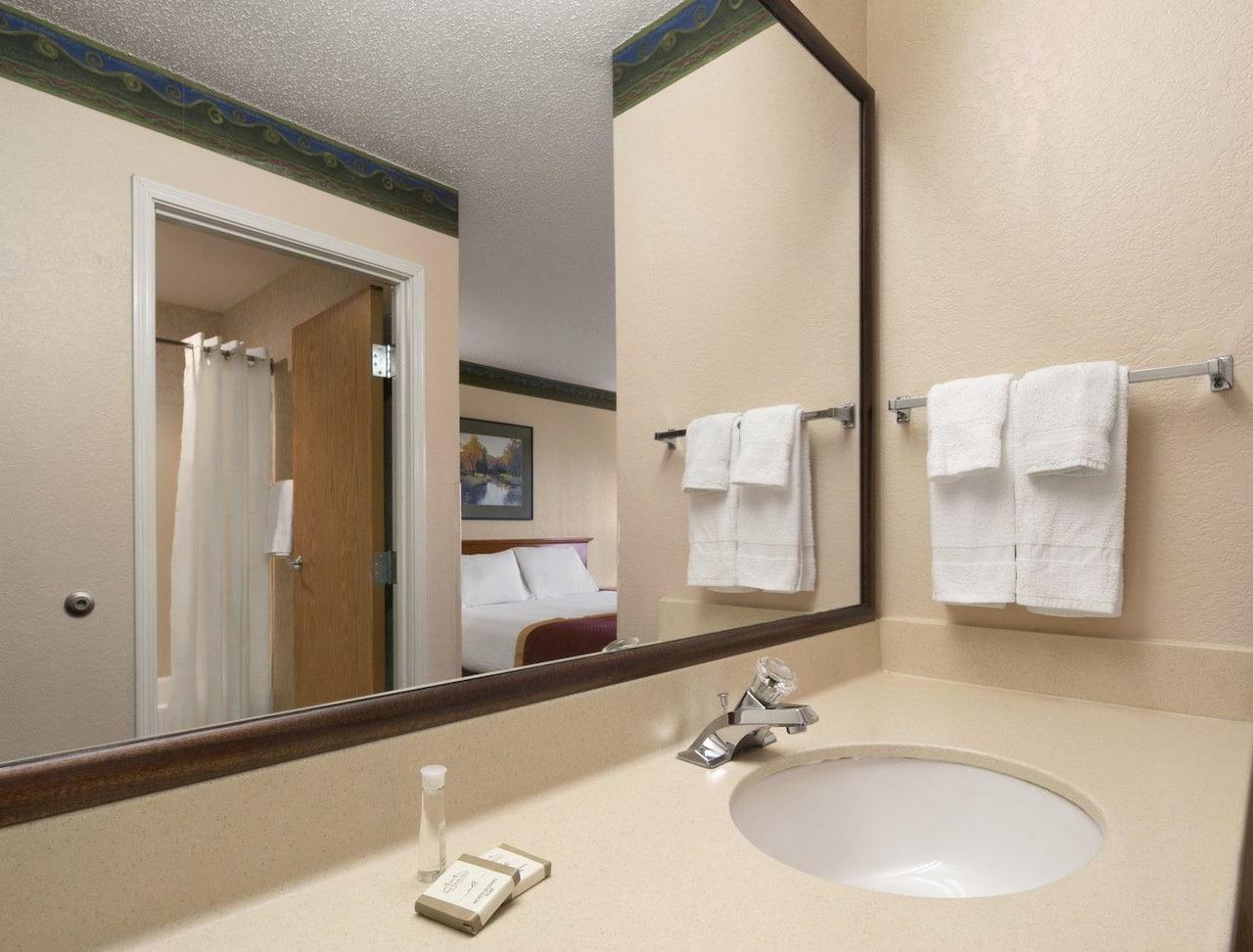 at the Baymont Inn & Suites DeKalb in DeKalb, Illinois