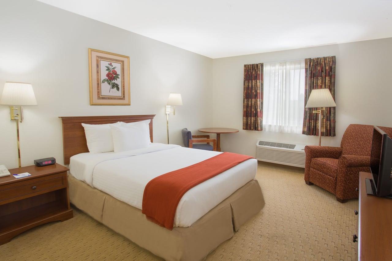 at the Baymont Inn & Suites Freeport in Freeport, Illinois