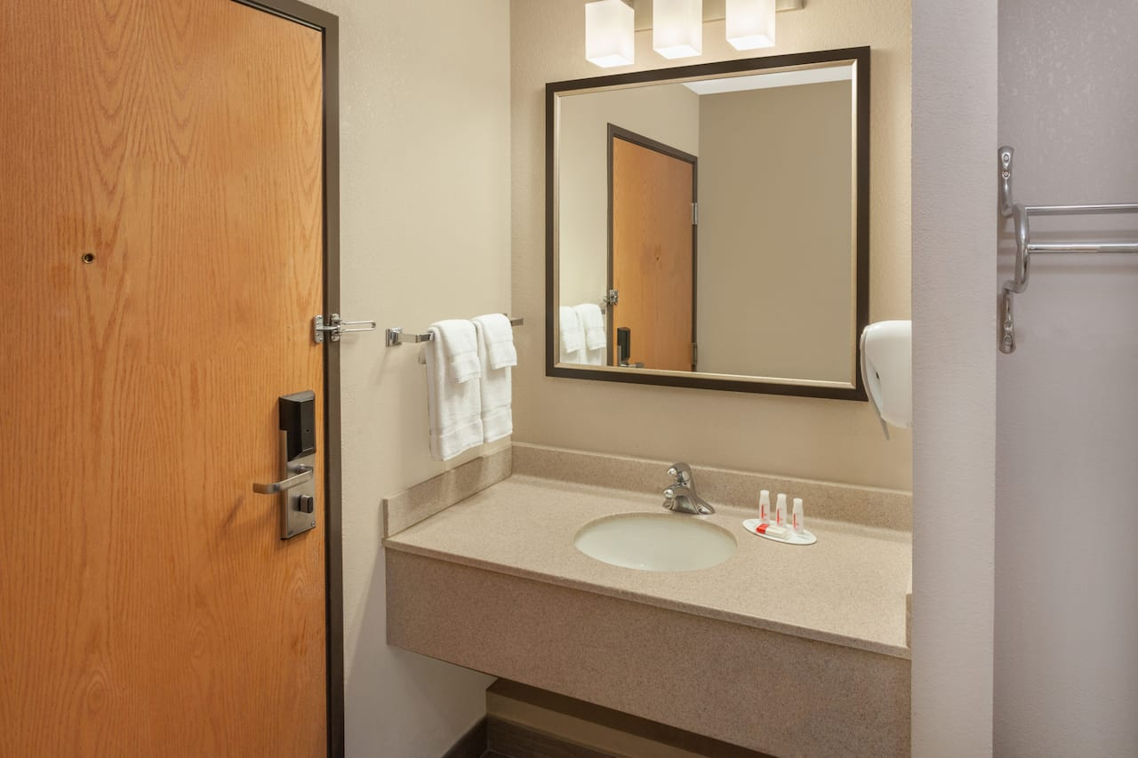 at the Baymont Inn & Suites Galesburg in Galesburg, Illinois