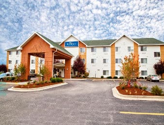 Baymont Inn & Suites Gurnee in Kenosha, Wisconsin