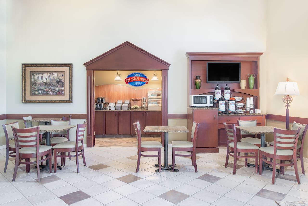 at the Baymont Inn & Suites Litchfield in Litchfield, Illinois