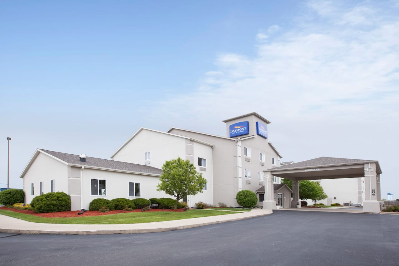 Baymont Inn And Suites Auburn in Fort Wayne, Indiana