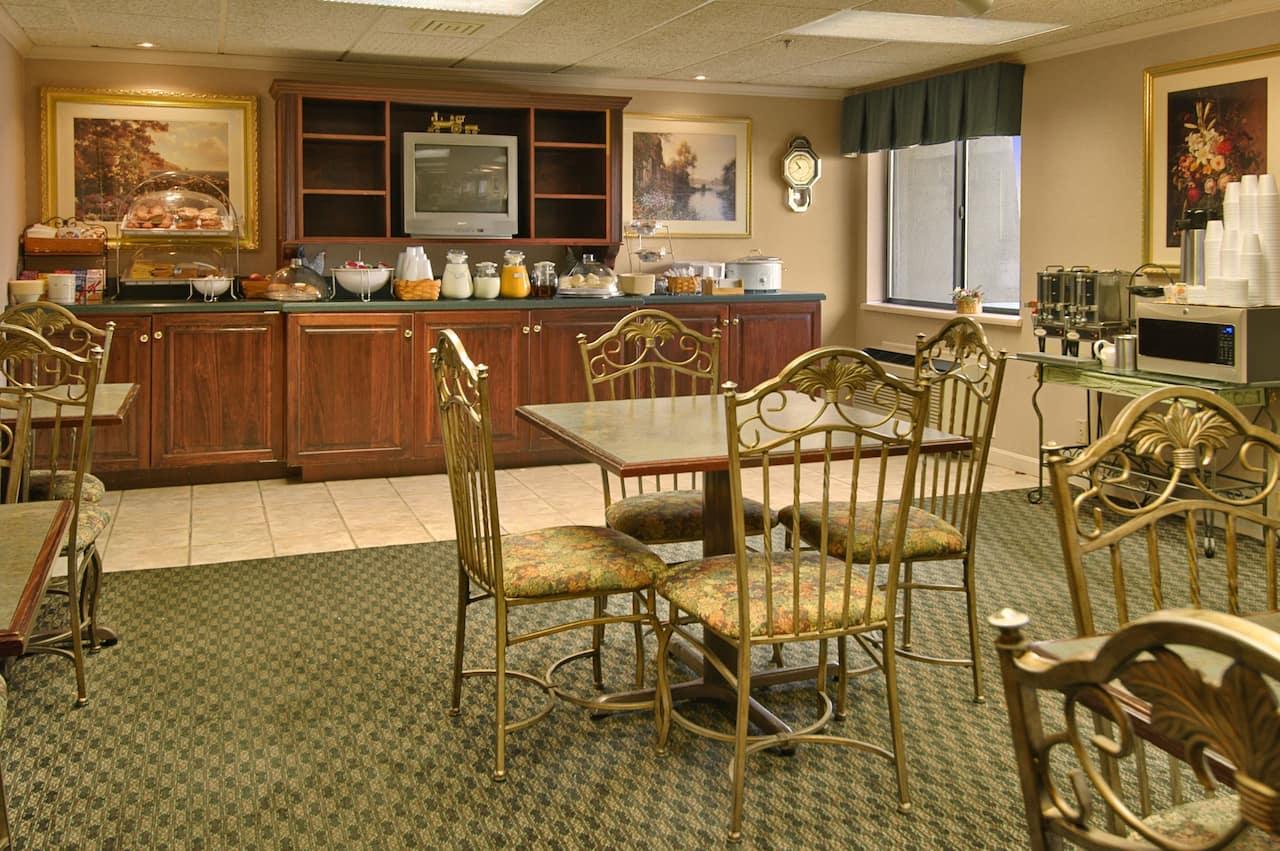 at the Baymont Inn & Suites Corydon in Corydon, Indiana