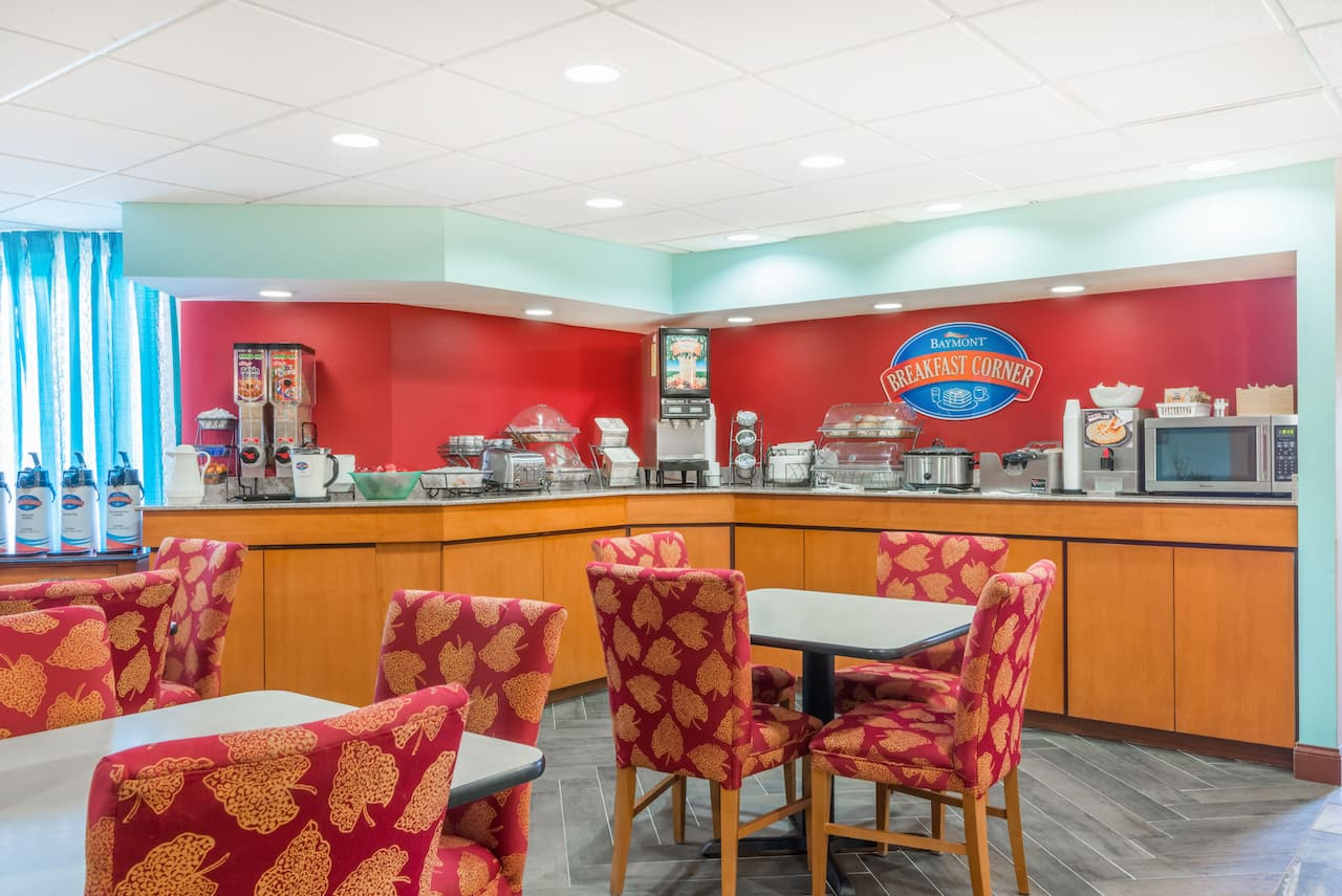 at the Baymont Inn & Suites Greensburg in Greensburg, Indiana