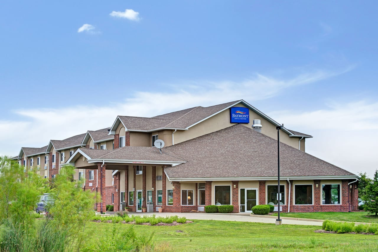 Baymont Inn & Suites Indianapolis in Plainfield, Indiana