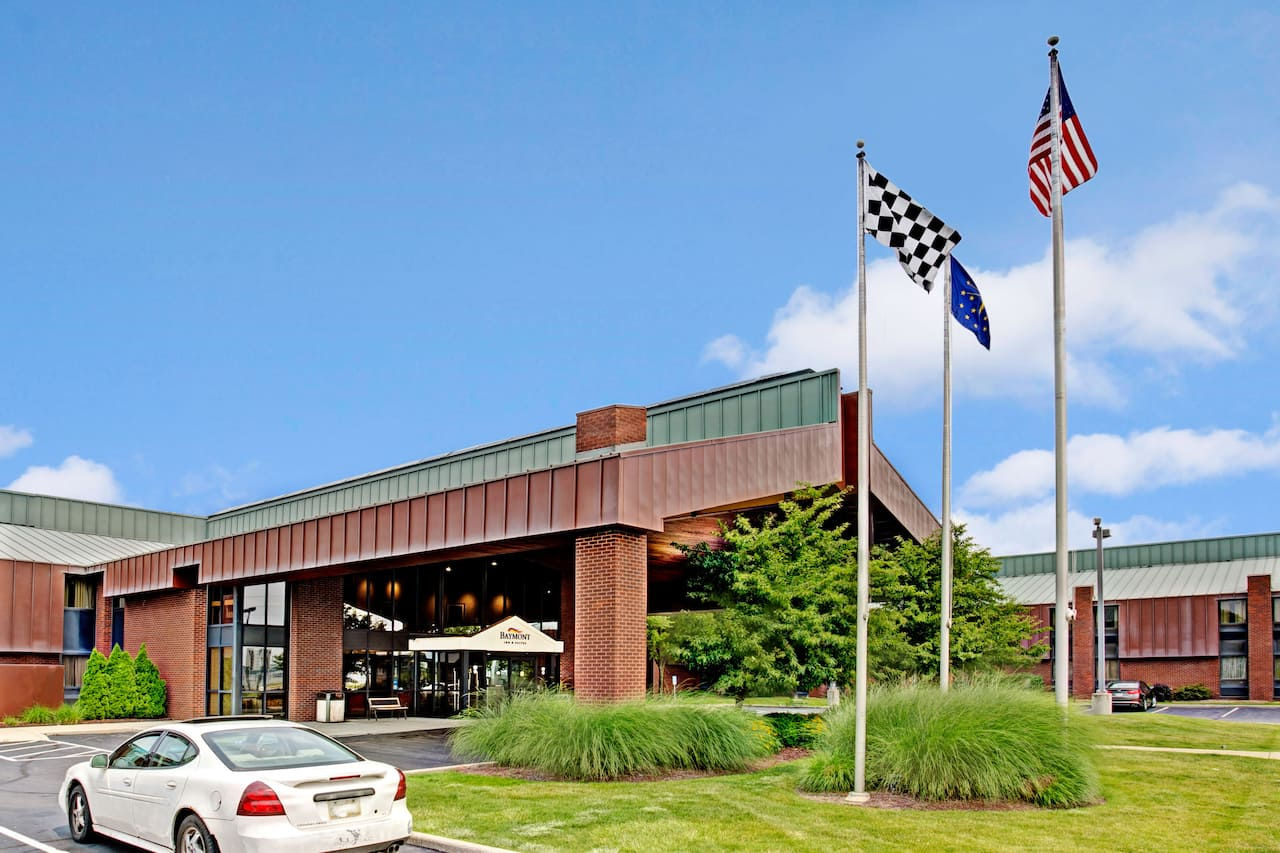 Baymont Inn & Suites Indianapolis West in Plainfield, Indiana