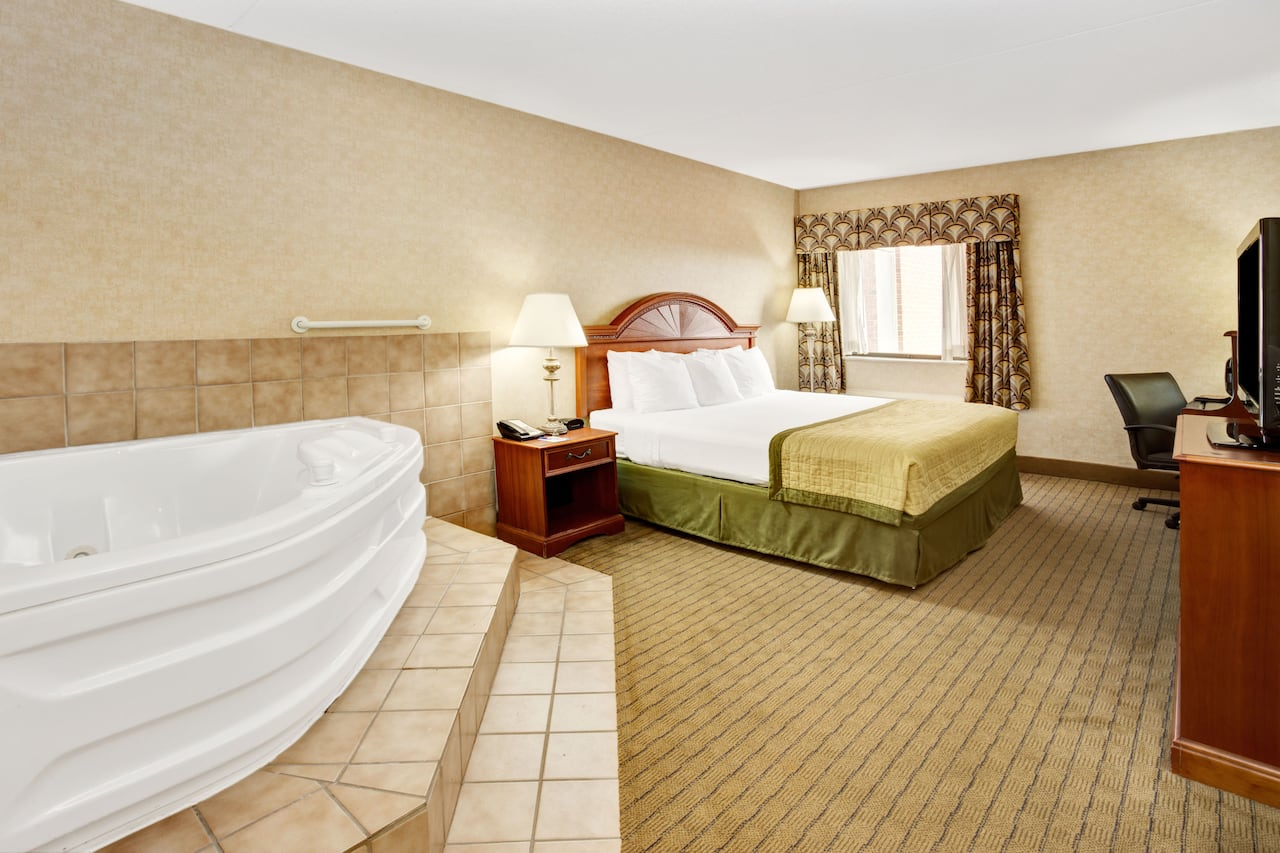 at the Baymont Inn & Suites Indianapolis West in Indianapolis, Indiana
