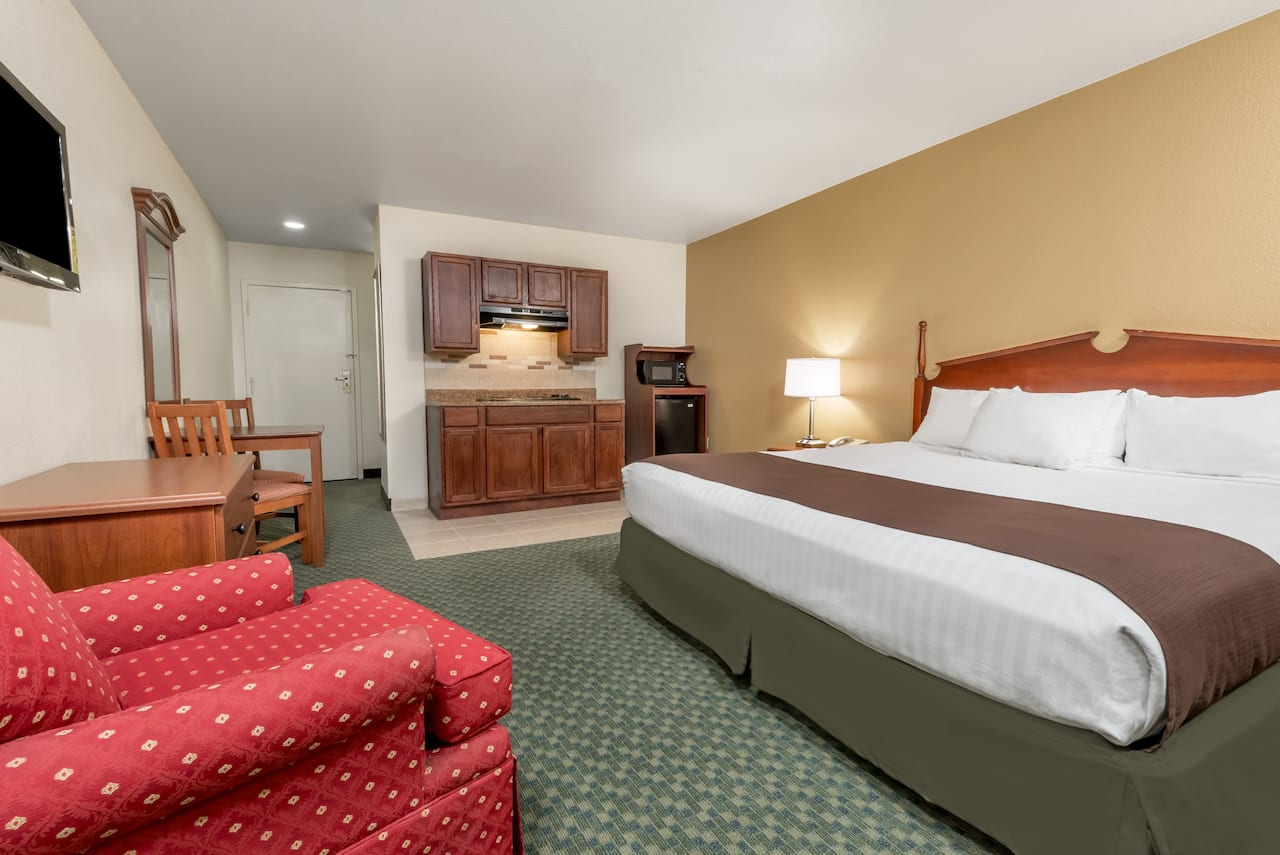 at the Baymont Inn & Suites Kokomo in Kokomo, Indiana